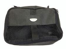 Samonite Pack it System Black 6x8x3 inches Mesh and Nylon Zip Around