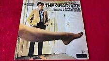 THE GRADUATE- THE ORIGINAL SOUND TRACK RECORDINGS (SIMON & GARFUNKEL , D.GRUSIN)