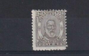 TONGA 1892 2d Olive SG11 MM