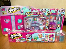 Shopkins Lot Precious Jewels Lost Luggage Mega Pack Europe Vacation Exclusive Ra