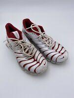 Nike Air Turbulance, 307802-661, White / Red, Men's Running Shoes, Size 10