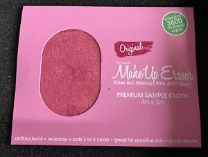 "New original Make Up Eraser-erase makeup with just water. sample size 4""x 3"""