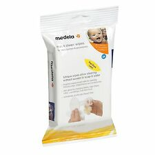 Medela Quick Clean Breastpump Accessory Wipes 24pcs/Pack