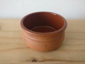 Terracotta ramekin (EXCELLENT CONDITION)
