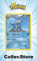 ☺ Carte Pokémon Clamiral 32/114 VF NEUVE - XY11 Offensive Vapeur