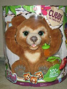 Hasbro FurReal CUBBY Curious Bear (Interactive) - BNIB Melbourne LAST ONE