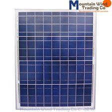 50 watt 12 volt polykristallin solarpanel photovoltaik mit krokodilklemmen