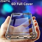 Phone Case Full Cover Fit For HTC U11 U12 Plus Google Pixel 2 3A 4 XL Ultra Slim