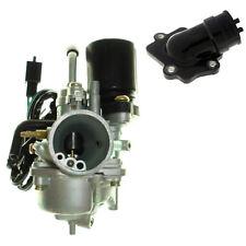 POLARIS SCRAMBLER 90 Atv Carburetor & Carb Intake Fits 2001-2003