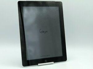 Apple iPad 4th Generation 32GB Black Unlocked Excellent Condition Bad Volume