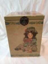 Enesco Musical DOLLY Jack-In-The-Box #0475 of 6500 Treasures in the Attic series