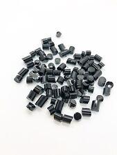Black Opal Bullseye Fused Glass Dots 10g Fusing Craft Coe90