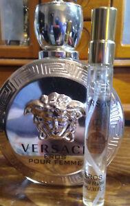 Versace Eros Pour Femme 10ML Women's Eau de Parfum