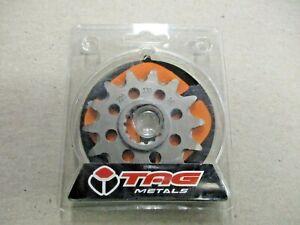 Tag Metals FS KTM EXC SX 88-09 520 14T 220-520-14
