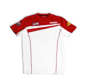 Ducati Corse Moto Gp T-Shirt Valentino Rossi D46 Team New