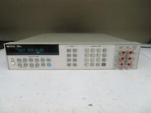 HP/Agilent/Keysight - model 3458A - 8.5 Digits Digital Bench Multimeter - OH39