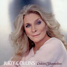 JUDY COLLINS - VOICES/SHAMELESS 2 CD NEUF