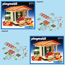 * PLAYMOBIL 3771 * VINTAGE VACATION COTTAGE * Spares * SPARE PARTS SERVICE *