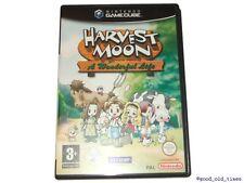 ## Harvest Moon A Wonderful Life (Deutsch) Nintendo GameCube / GC Spiel - TOP ##