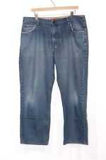 Nautica Mens Relax Fit Blue Jeans Size 38