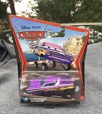 Mattel Disney Pixar Cars 2 HYDRAULIC RAMONE #19 Car 1:55 Scale. New Car