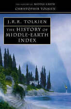 Index (The History of Middle-earth, Book 13) by Christopher Tolkien (Paperback,