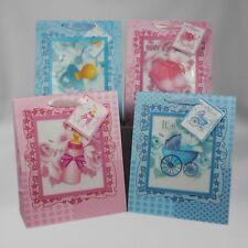 Baby Gift Bag, Medium, 4 Pieces