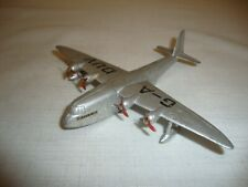 DINKY 60R EMPIRE FLYING BOAT - CAMBRIA (BRASS ROLLER) - GOOD