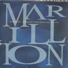 7inch MARILLION cover my eyes  GERMAN 1991  EX+  +PS