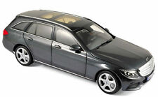 NOREV 1:18 2014 MERCEDES-BENZ C-CLASS ESTATE Diecast Car Grey 183475