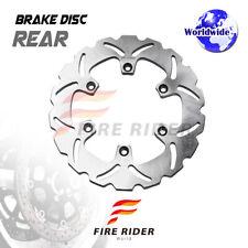 FRW 1x Rear Brake Disc Rotor For YAMAHA YZF 600 R THUNDERCAT 96-04 97 98 99 00