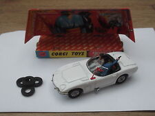 CORGI TOYS # 336 James Bond TOYOTA 2000GT Pneumatici Set di 4 New#1 di marca