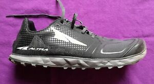 Altra Men's Superior 4 Trail Running Shoes ALM1953G000 Black Size UK13