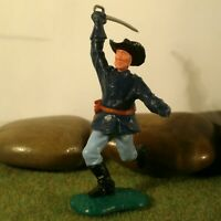 Timpo Toys Made in GT.Britain US.Nordstaaten Nordstaatler Infanterie Offizier