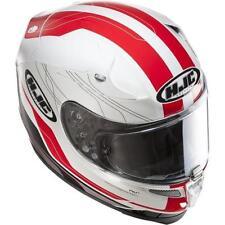 Cascos HJC color principal rojo talla XS para conductores