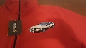 toyota twincam jacket