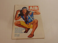 Air Brush-Action Vol 4 #2 Sept Oct 1988 Arie Galles MOUSE & KELLY DAVID LEE ROTH
