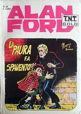ALAN FORD T.N.T. GOLD N.22