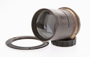 Bausch & Lomb 8x10 Extra Rapid Universal Series D Lens