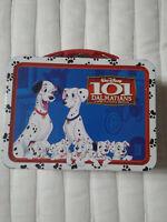 """Walt Disney 101 Dalmatians Mini Lunchbox 5-1/2""""w x 4-1/4""""h x 2-1/2""""d"""