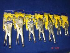Irwin Vise Grip Locking Plier Cutter Set of 7 ViseGrip Mole Grip 10R 10CR 7CR