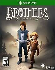 Brothers: A Tale of Two Sons (Microsoft Xbox One, 2015) Teen Kids Video Game