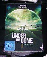UNDER THE DOME STAFFEL / SEASON 2 DVD SCHNELLER VERSAND NEU & OVP