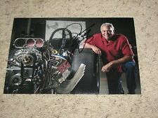 DON PRUDHOMME SIGNED 8X12 PHOTO coa NHRA DRAG RACER