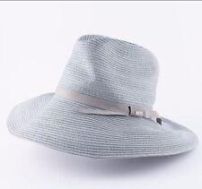 New €90 DIESEL Women's COWBOW-B 0TADE Woven Sun Hat - Size M