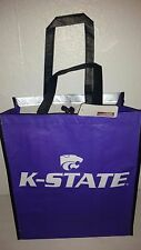 "Kansas State Wildcats COLLEGE CLASSIC HEAVY DUTY TOTE 16"" X 14"" NEW"