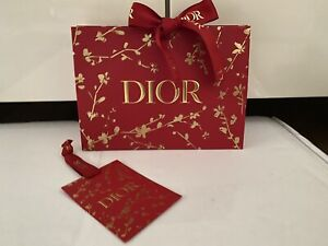 Dior CNY 2021 Packaging Limited Edition 2021 LIKE NEW & AUTHENTIC