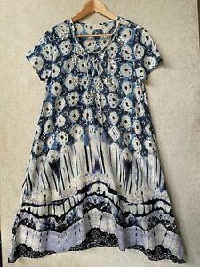 Lula Soul ladies boho dress size S