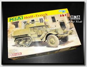 Dragon Model kit 1/35 M3A1 Half-Track (3 in 1) [Smart Kit]