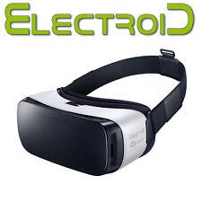 SAMSUNG GEAR VR OCCHIALI OCULUS ORIGINALE REALTà VIRTUALE FROST WHITE VISORE 3D